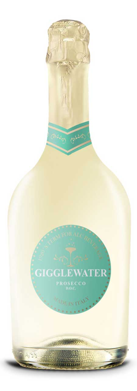 Gigglewater Prosecco – Italy
